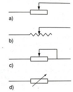 Kết quả hình ảnh cho ký hiệu của biến trở