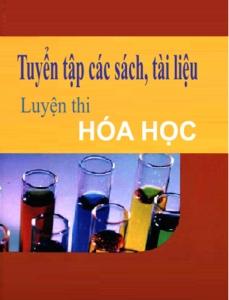 Sách, tạp chí Hóa học